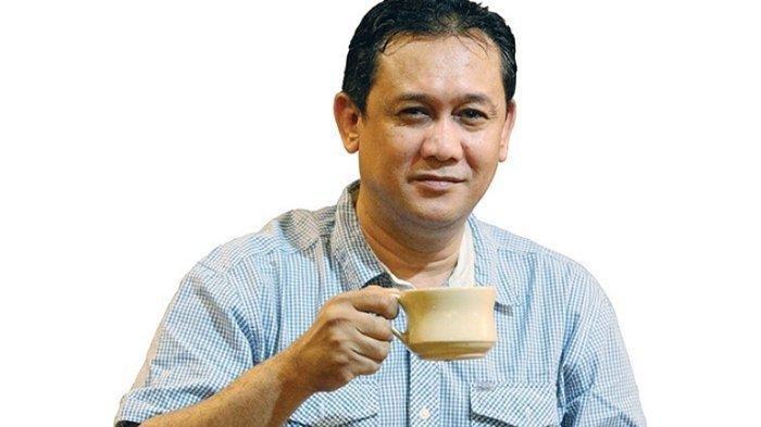 JAWABAN Denny Siregar saat Dipaksa Bahas Korupsi Bansos: Bingung, Kan Sudah Diproses sama KPK