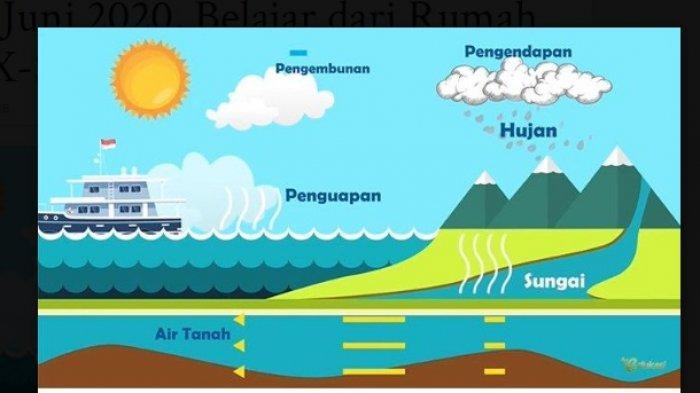 Ketahui Kegiatan Manusia yang Bisa Mempengaruhi Bahkan Mengganggu Siklus Air