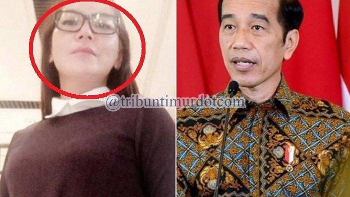 JEJAK Digital dr Lois Disorot Netizen, Sebut Presiden Jokowi Takut dengan IDI: Disuruh Apa Aja Mau
