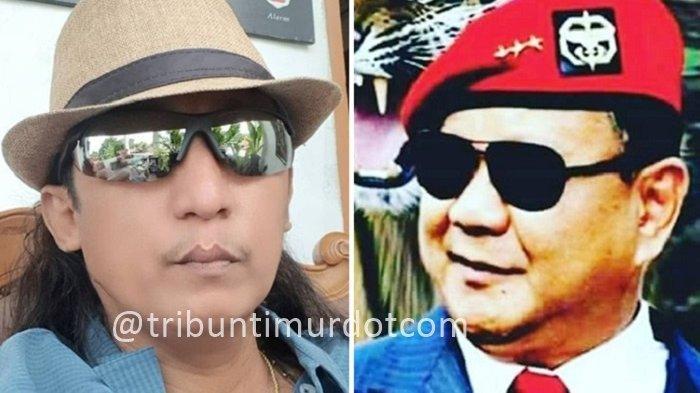 JEJAK Digital Firdaus Oiwobo Ngaku Paman Nadya Arifta, Pendukung Prabowo dan Pernah Mau Gugat Jokowi