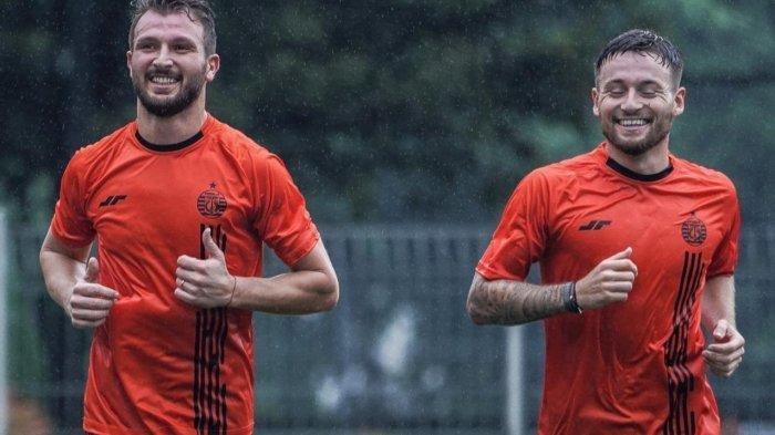 Jelang Liga 1 2021, Eks Bek Timnas Italia Akhirnya Gabung Latihan dengan Persija