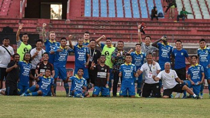 Jelang Persib Bandung vs Barito Putera: Besok Maung Bandung Kembali Latihan, Daftar Pemain Absen