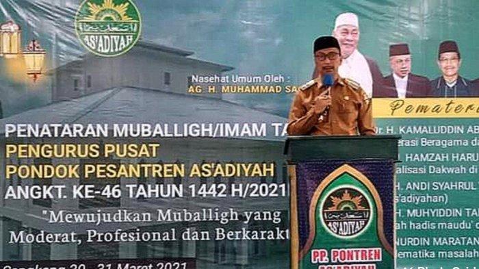 Tarawih di Masjid Dibolehkan, 238 Muballigh Wajo Akan Divaksin