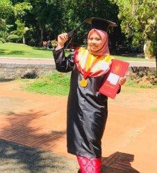 Kenalkan Mahasiswi Asal Bulukumba Jelita Septiani Aprisal, Lulusan Terbaik Unhas dari Fakultas Hukum