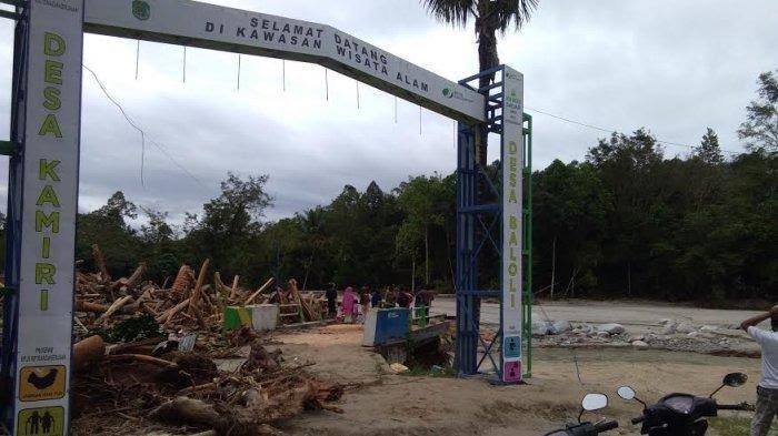 BBPJN Segera Pasang Jembatan Bailey di Desa Baloli Luwu Utara
