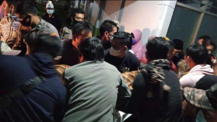 BREAKING NEWS: Sekretaris Disdukcapil Tana Toraja dan Kanit Provost Tewas Tersengat Listrik