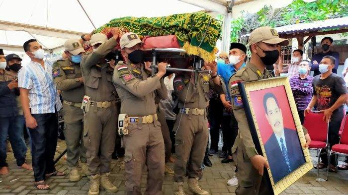 Syahrul Yasin Limpo Lepas Jenazah Mantan Sekprov Sulsel