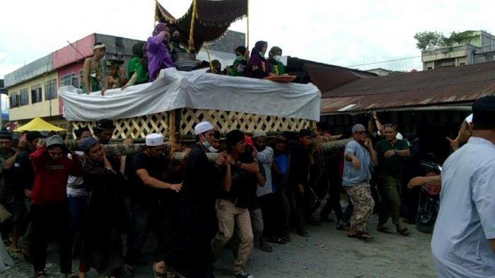 Apa Itu Bulle Seratus? Tradisi dalam Prosesi Pemakaman Tomakaka Masamba