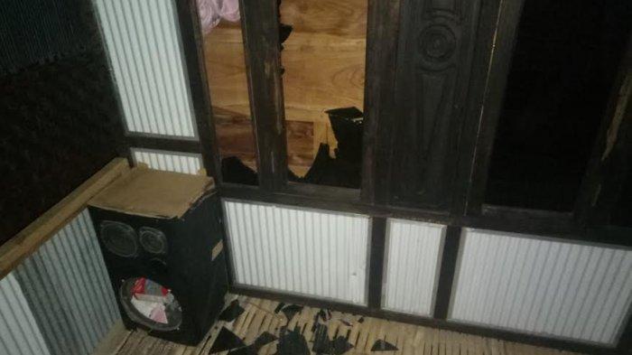 Tak Hanya Korban Luka, Tawuran Kelompok Warga di Jeneponto Juga Rusak 2 Rumah