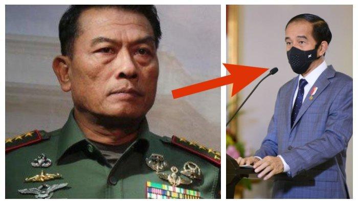 Apa KSP Moeldoko Terpental? Pekan Ini Jokowi Reshuffle Kabinet Sudah Ketemu Megawati dan KH Maruf