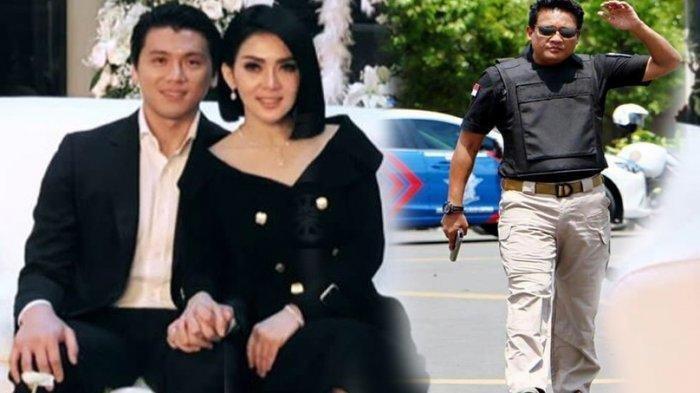 Jenderal Polisi Komen Soal Mahar Syahrini Rp 40 Miliar, Gini Balasan Istri Reino Barack Itu