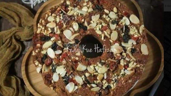 Kedai Kue Hafizah, Manjakan Lidah Pencinta Kue dan Makanan Tradisional