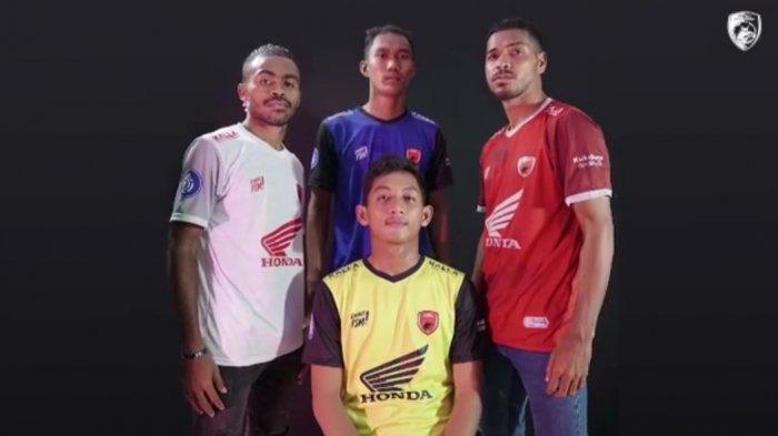 Ini Filosofi Logo dan Karakter Jersey Baru PSM Makassar untuk Liga 1 2021-2022