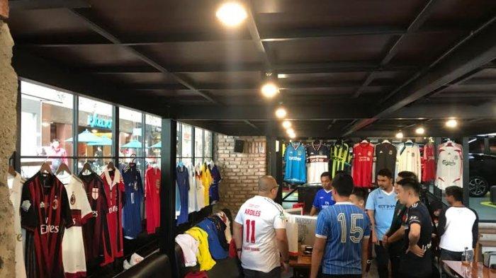 Jersey Nigeria Paling Laris di Gathering Makassar Jersey Community