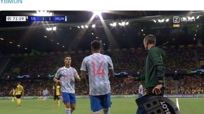 Masuk Gantikan Cristiano Ronaldo, Jesse Lingard Justru Bikin Blunder Konyol