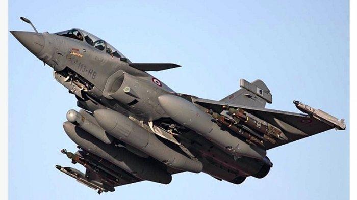 Rudal mematikan Meteor and SCALP yang digendong jet tempur Rafale buatan Prancis