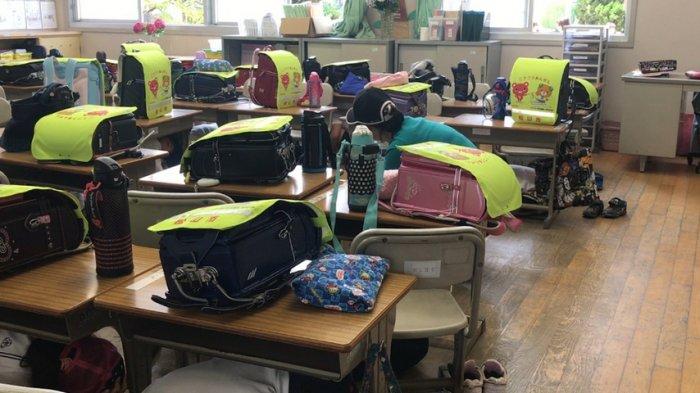 Belajar Edukasi Bencana Gempa dari Jepang