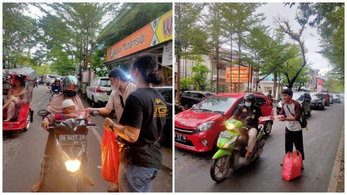 Komunitas Driver Grab JG Family Berbagi 400 Dos Makanan Berbuka Puasa - jgf-1-752921.jpg