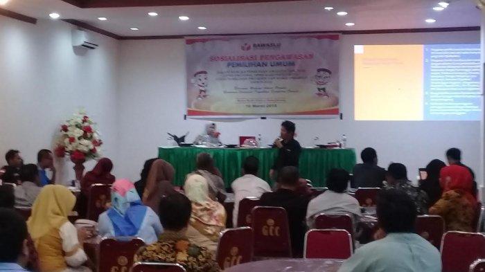 Sosialisasi di Wajo, Saiful Jihad: Masa Tenang Itu Rawan!