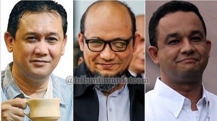 Jika Masih Ada Novel Baswedan di KPK, Denny Siregar: Sampai Lebaran Kadal Anies Gak akan Dipanggil2