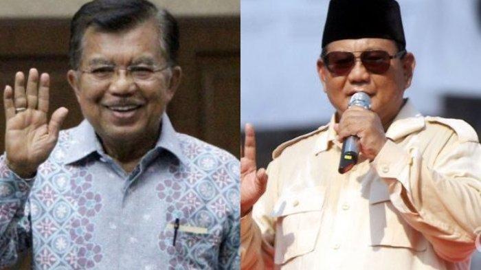 JK Bocorkan Pembicaraan Telepon Prabowo dengan Sejumlah Orang, Bahas Aksi Protes Hasil Pilpres 2019