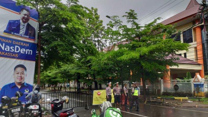 Rektor UNM Minta Maaf ke Warga Makassar, Jl Andi Djemma Ditutup untuk Hajatan Pernikahan Anak
