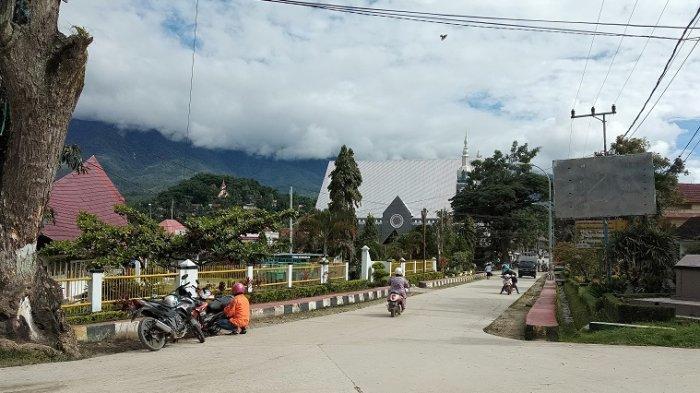 Arti Nama Jalan Demmatande di Kabuapaten Mamasa, Diambil dari Nama Pejuang