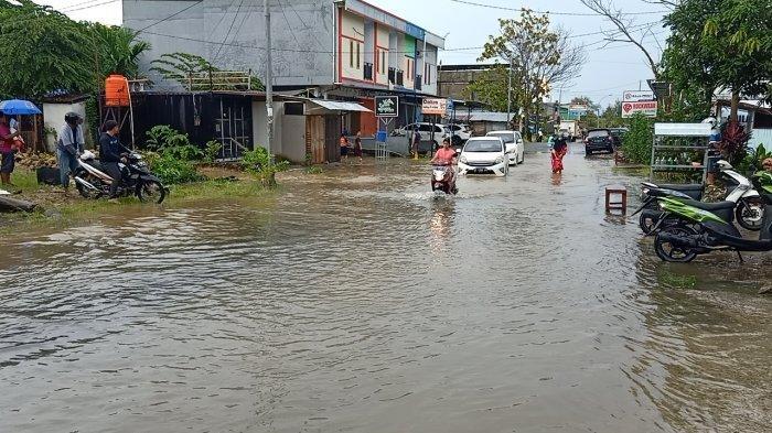 Kota Mamuju Langganan Banjir, Ini Penjelasan Kepala BPBD