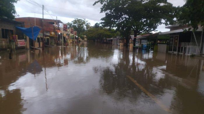 Banjir di Sinjai Mulai Surut, BPBD Imbau Warga Tetap Waspada