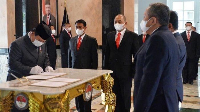 Prabowo Subianto Lantik Suryo Prabowo Jadi Komandan KKIP, Siapa Dia? Ternyata Eks Lawan Jokowi