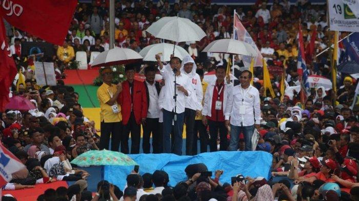 Utusan Gebrak Meja, Catat! Kereta Api Janji Presiden Jokowi ke Masyarakat Sulsel Saat Pilpres 2019