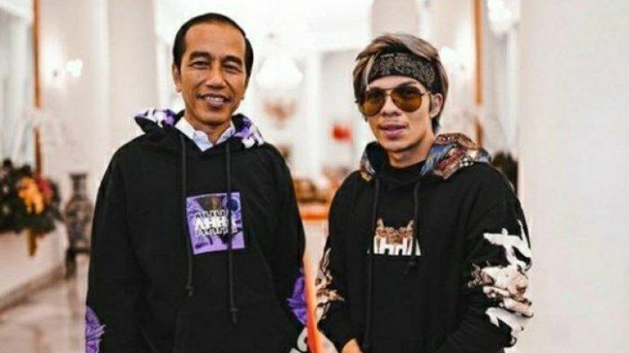 Jadi Saksi Akad Nikah Atta Aurel, Jokowi Kenal Atta Halilintar? Ternyata Pernah Bikin Vlog Bareng