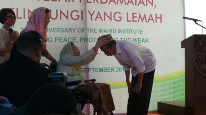 Masih Heboh Pernyataan Sinta Nuriyah Istri Gusdur Jilbab Tak Wajib, Simak Ceramah Ustadz Abdul Somad