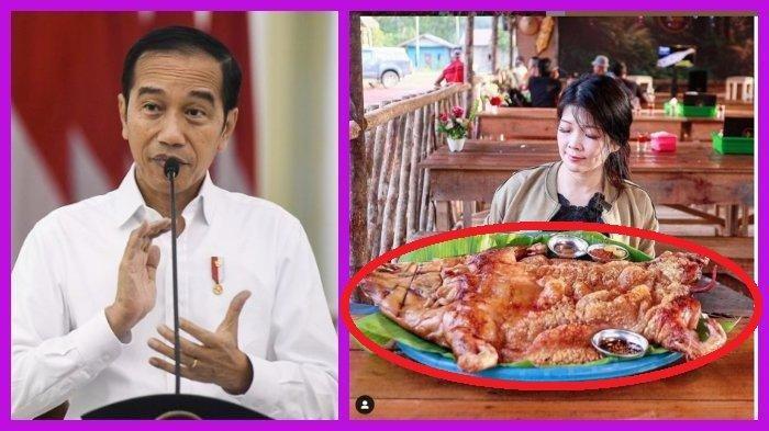 Beda Penjelasan Jubir Jokowi & Menteri Perdagangan tentang Bipang Ambawang Kalimantan yang Viral Itu