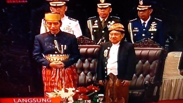 Jokowi Pakai Songkok Recca di Sidang MPR, Ini Kata Bupati Bone