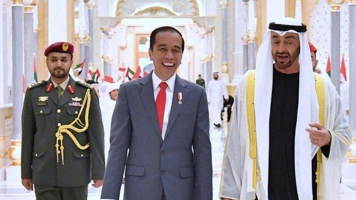 Jokowi Ngaku Tak Kuat Menggaji Putra Mahkota UEA Jadi Dewan Pengarah Ibu Kota,Kekayaannya Aja Segini