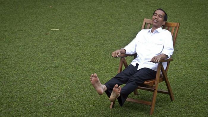 Wow, Inilah Merek dan Harga HP Presiden Jokowi