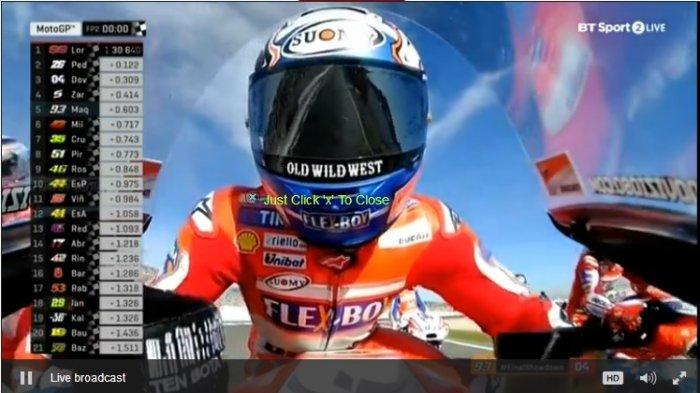 Link Live Streaming Trans7 MotoGP Catalunya Mulai 19.00 WIB, Siapa Raja Rider di Spanyol?