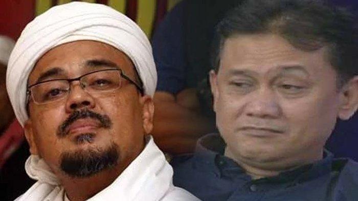 JPU Balas HRS terkait 'Dungu dan Pandir', DS: Lagi Diceramahin Jaksa, Malu-maluin si Imam Kebesaran