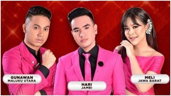 Siapa Juara Grand Final LIDA 2020 atau Liga Dangdut Indonesia di Indosiar; Meli, Hari, Gunawan?