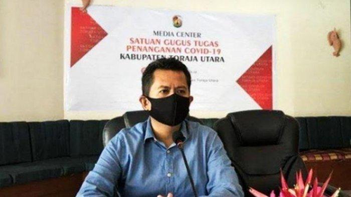 Positif Covid di Toraja Utara Bertambah 36, Total 464 Kasus
