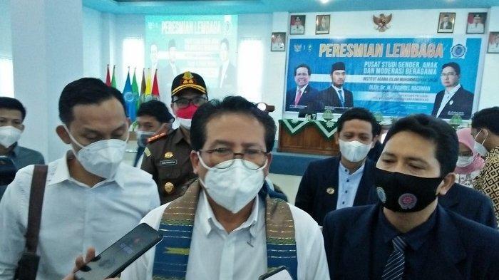 Staf Khusus Presiden Ungkap Cara Kritik Pemerintah yang Baik di Depan Mahasiswa Sinjai