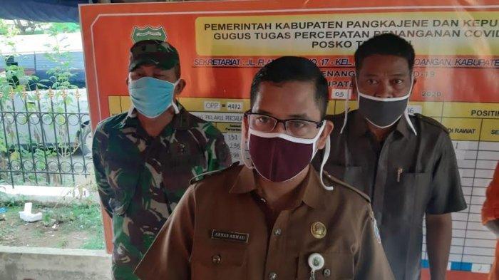 Dua Tambahan Kasus Positif di Kabupaten Pangkep, Berasal dari Klaster Magetan Jatim