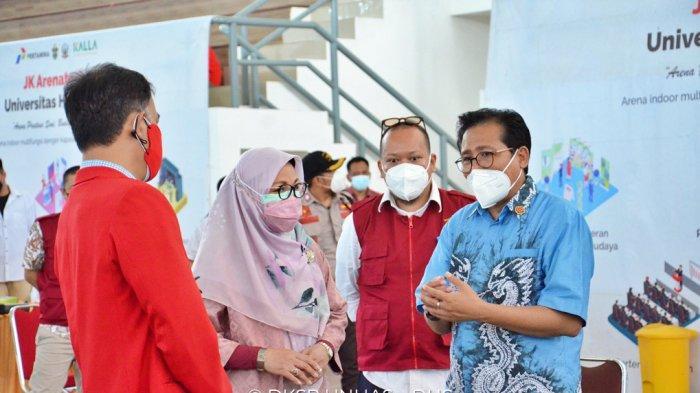 Jubir PresidenFadjroel Rachman:Unhas Berkontribusi dalam Penanganan Pandemi