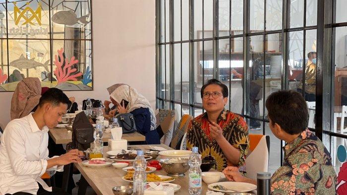 Jubir Presiden RI Temui Rektor UIN Alauddin, Bahas Kualitas Pendidikan Islam dan Perkembangan SDM