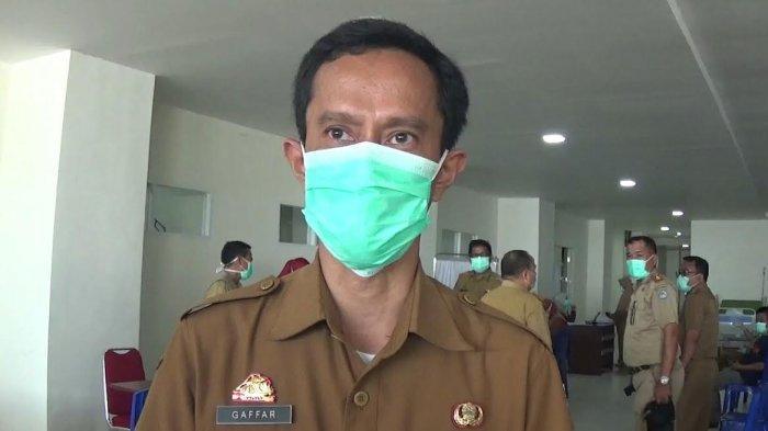 Masih Ada 241 Warga Gowa Isolasi Mandiri, Gaffar: 14 Pasien Covid-19 Dirawat di Makassar