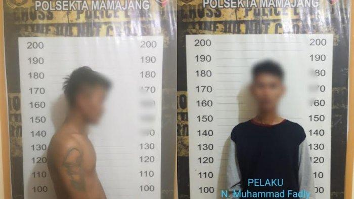 Dua Jukir Liar di Makassar Ditangkap, Aniaya Pasutri Saat Dimintai Karcis
