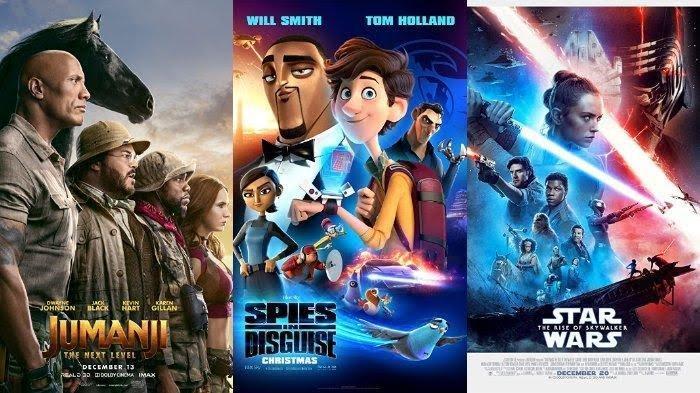 7 Rekomendasi Film Hollywood Tayang di Bioskop Tanah Air Akhir Tahun Ini