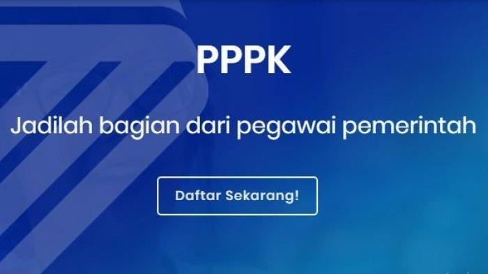 Login di sscasn.bkn.go.id & ssp3k.bkn.go.id - Jumlah Pendaftar PPPK/P3K Sudah 14.827, Cek Formasinya