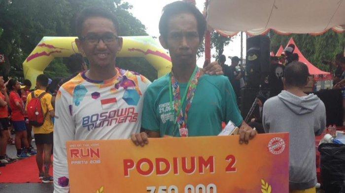Pelari Bosowa Runners Raih Jawara di Makassar Running Community (MRC)